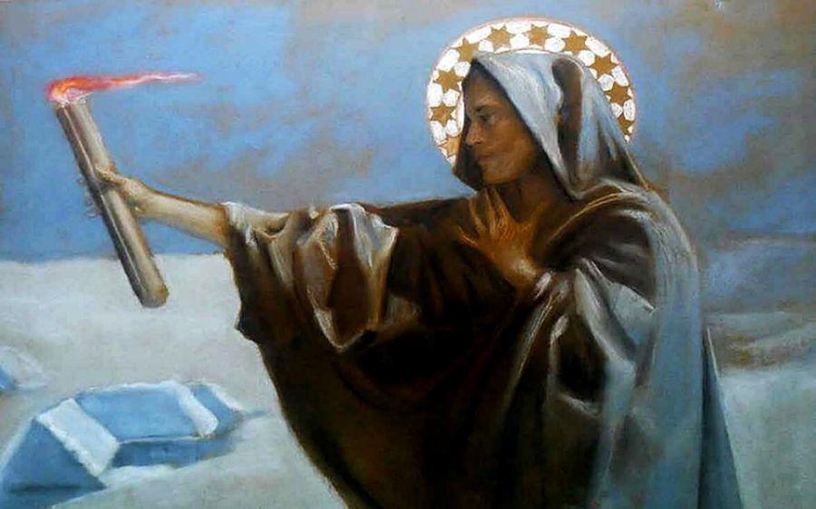 Matka Boża Gromniczna Nie Tylko Chroni Przed Wilkami Parafia